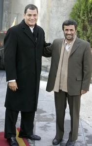 Correa and Ahmad-I'm-a-nut-job