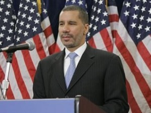 Gov. David Paterson (D-NY)