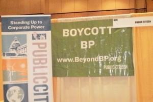Netroots Boycott BP