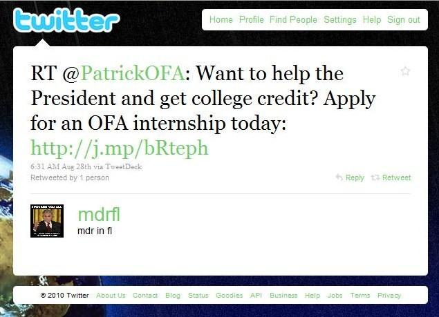 Patrick OFA college credit