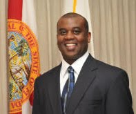 Dayton Beach Commissioner Derrick Henry (courtesy Daytona Post)