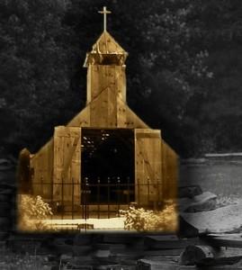 Gettysburg chapel