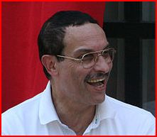 Washington DC Mayor Vincent Gray